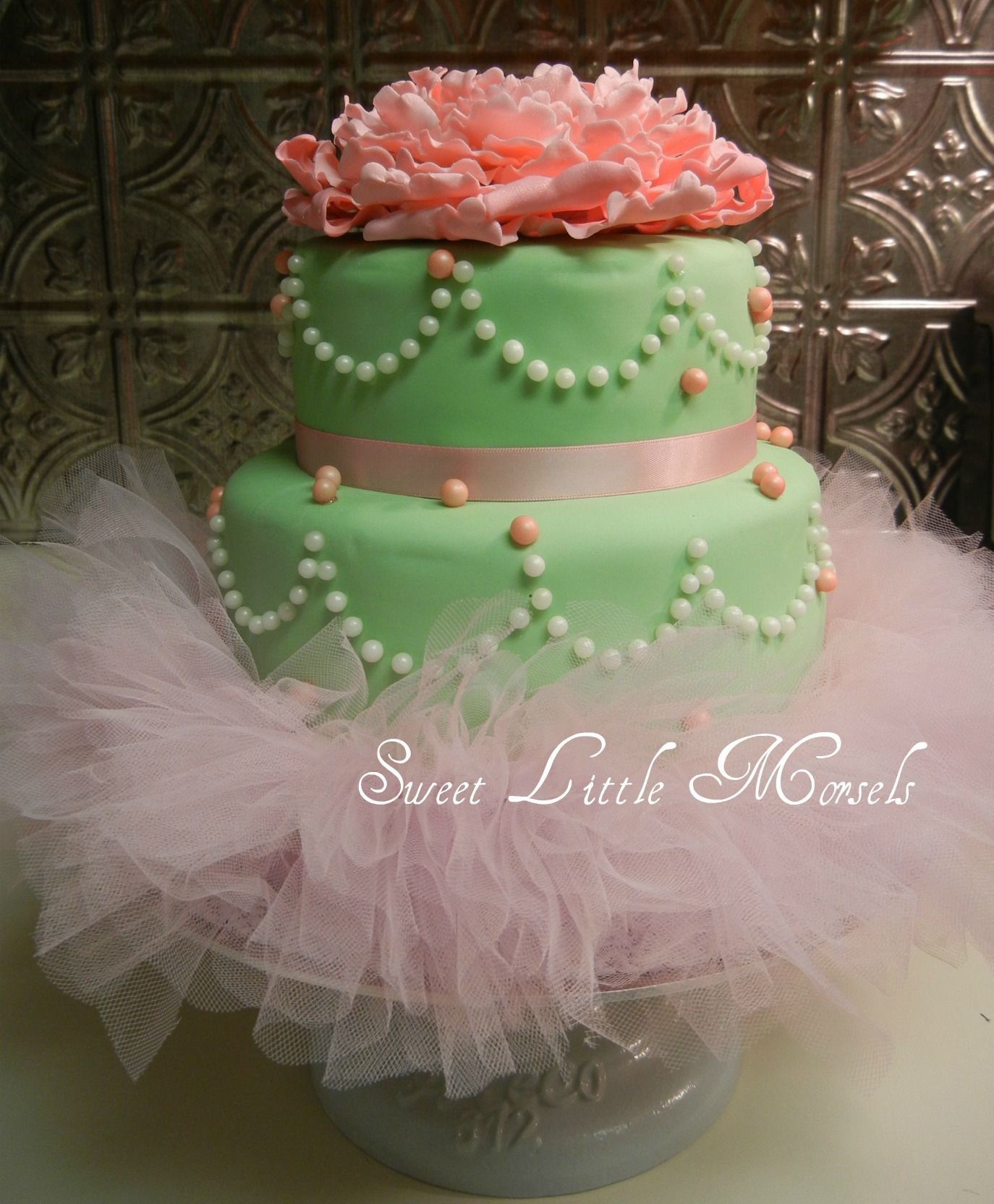 tutu cake cupcakes and sugar cookies